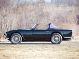 Triumph TR4 Surrey Top 1961 года