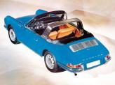 Porsche 911 Targa 1966 года