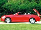 Lexus SC 430 2001 год