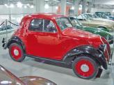 Длина Fiat 500 Topolino – всего 3,2 м