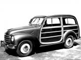 Fiat 500 C Topolino Belvedere 1949 года
