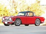 Triumph TR4А 1965 года