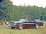 Девятиместный универсал Chevrolet Chevelle Malibu, 1970 год