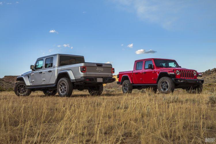 Jeep Gladiator: возвращение пикапа