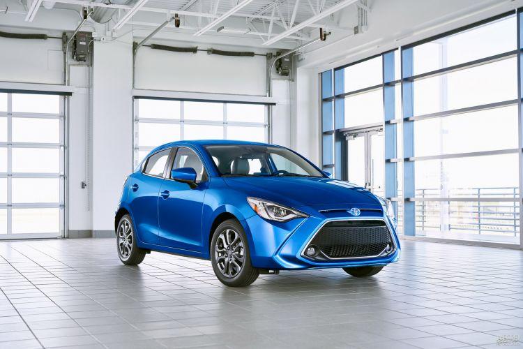 Toyota Yaris: новый старый знакомый