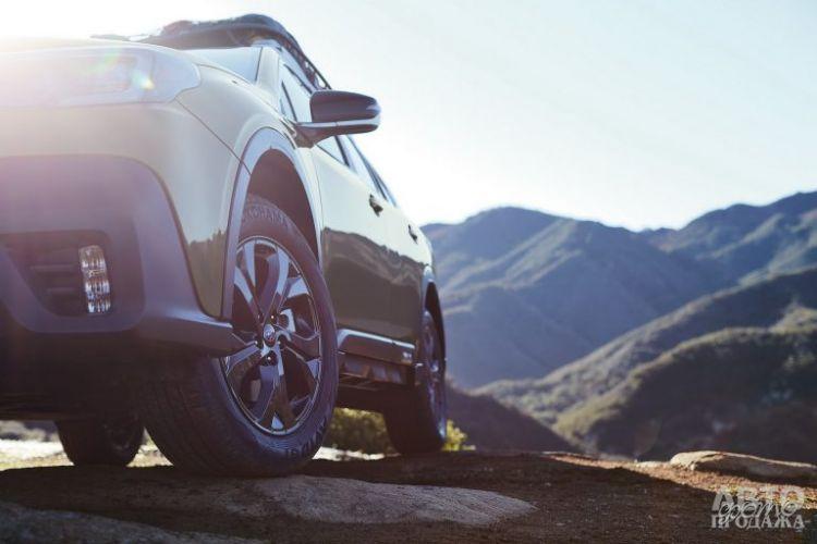 Новый Subaru Outback представят в Нью-Йорке