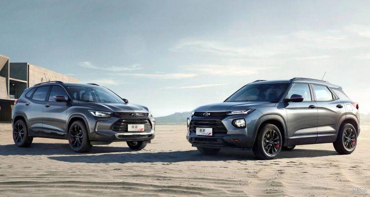 Рассекречены два новых вседорожника Chevrolet