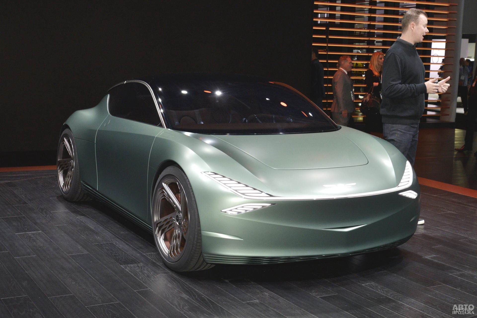 Hyundai Genesis Mint