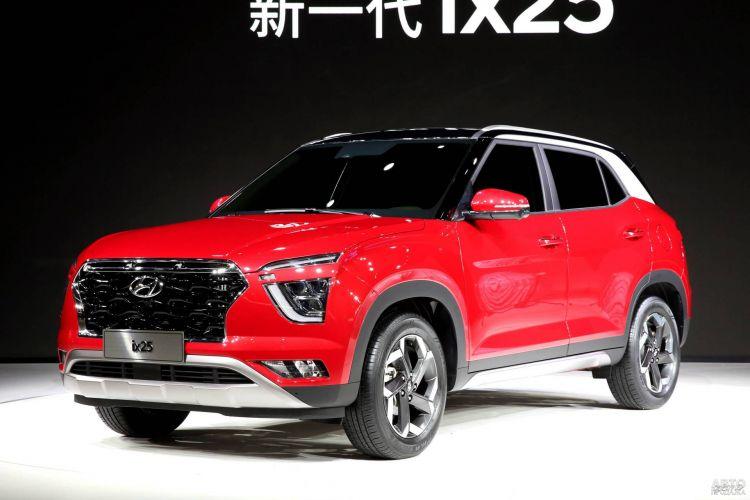 Первые фото нового Hyundai Creta