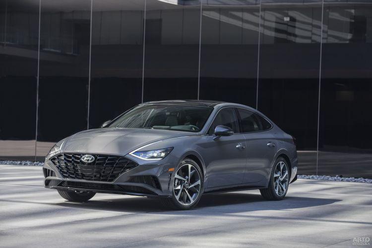 Hyundai Sonata: перерождение
