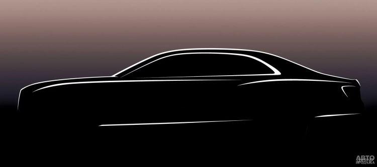 Новый Bentley Flying Spur представят осенью