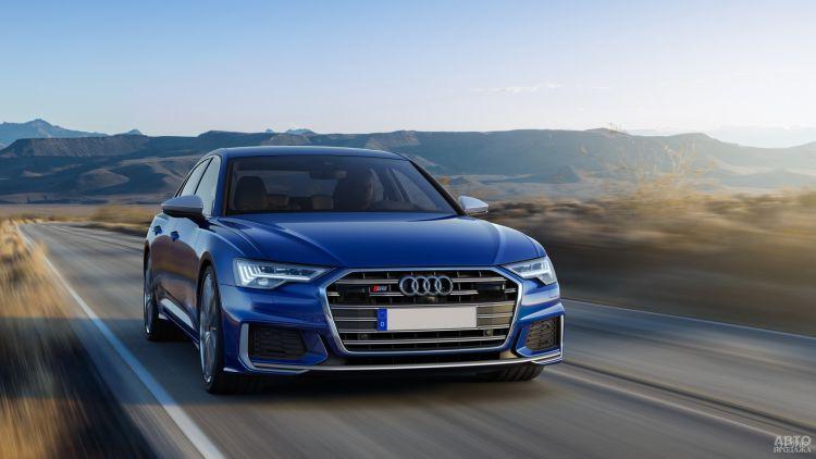 Audi S6: дизельная мощь