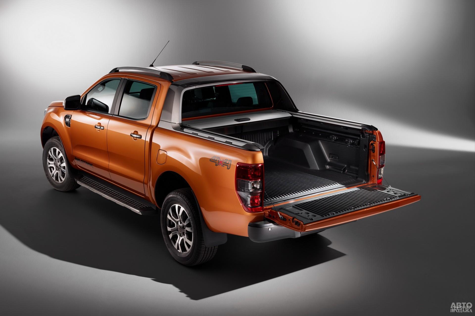 У Ford может взять «на борт» 1002 кг