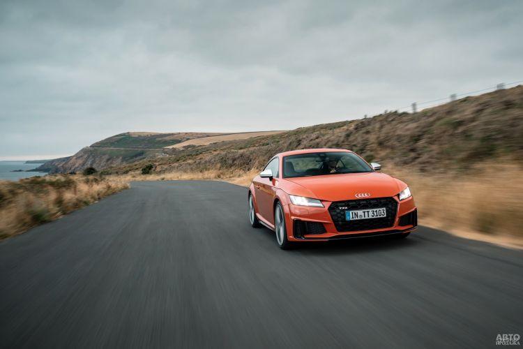 Audi TT: массовое купе