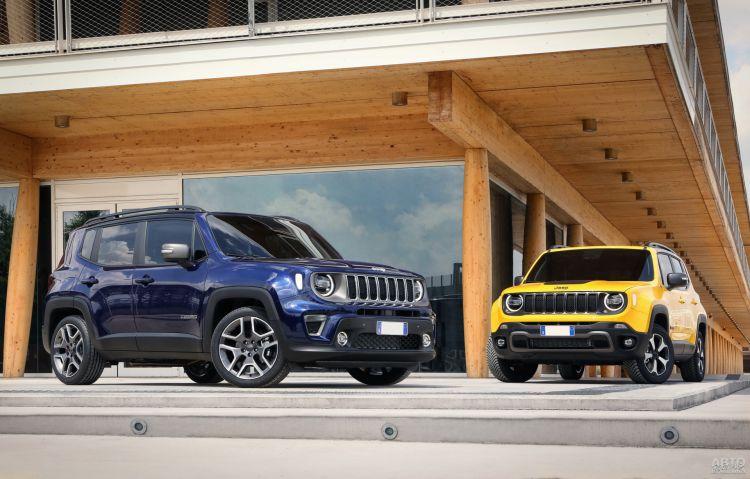 Jeep Renegade: младший в линейке