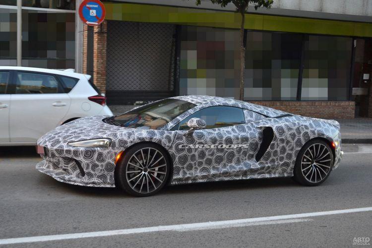 McLaren готовит туристическую модель