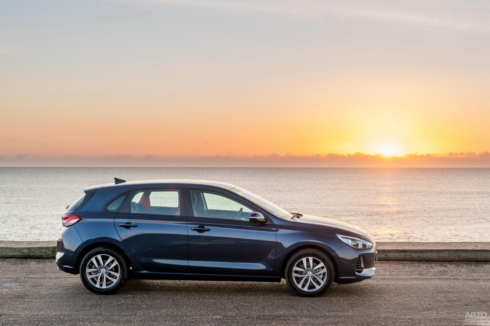 Hyundai самый легкий – 1225 кг