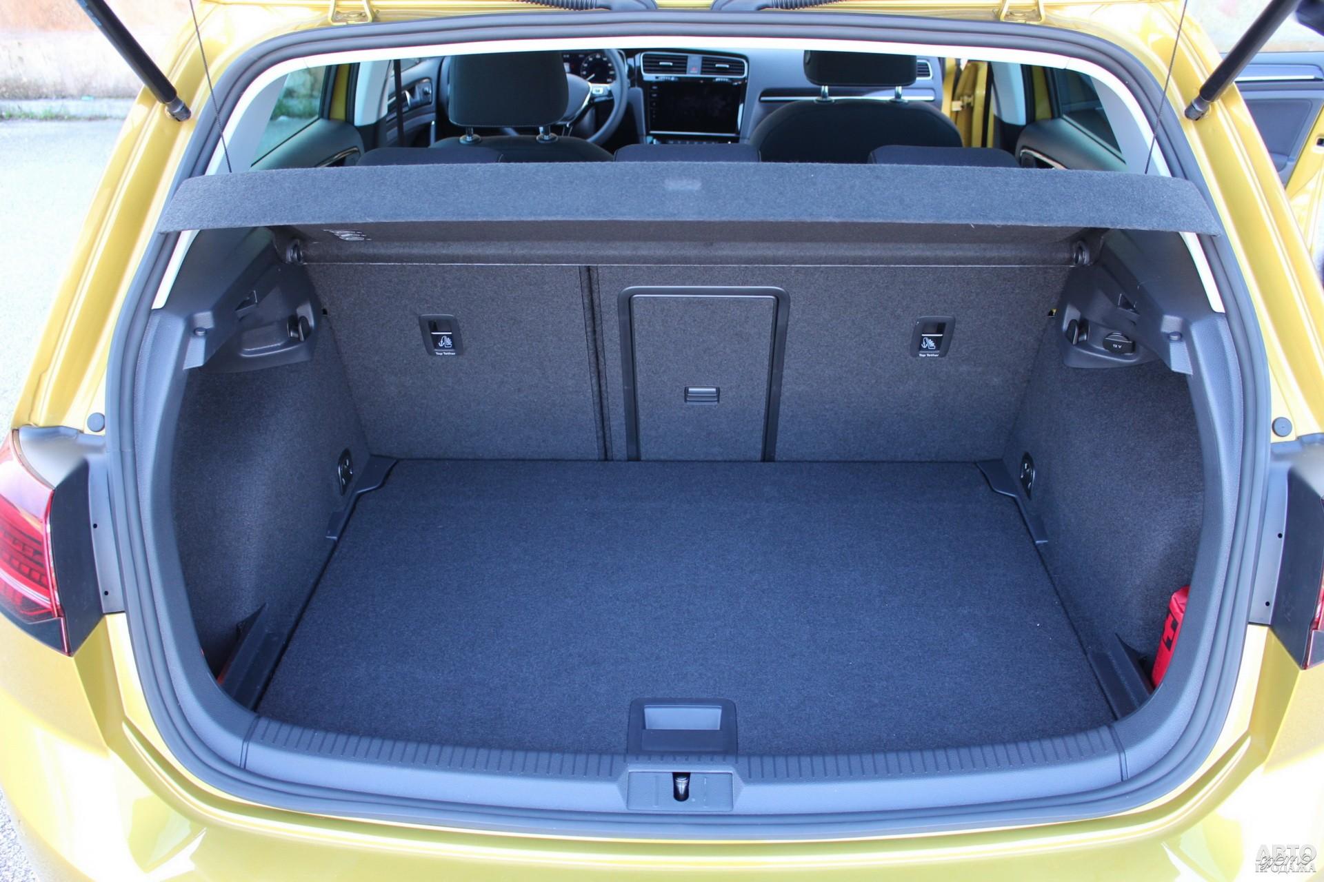 У Volkswagen в распоряжении 380 л