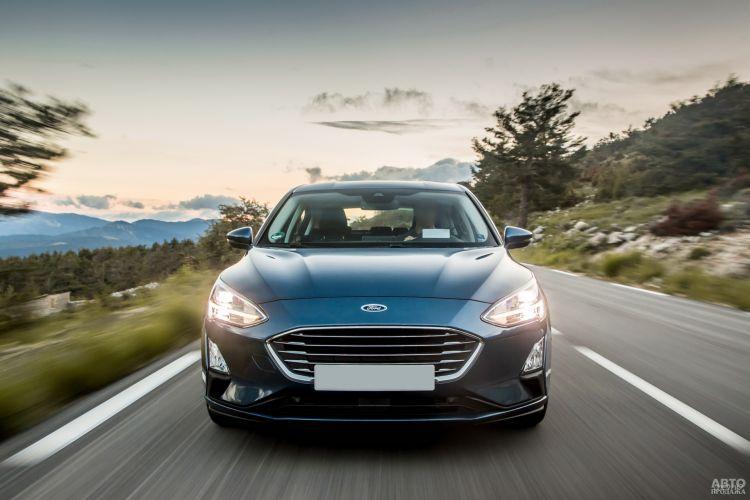 Ford Focus, Hyundai i30 и Volkswagen Golf: новички С-класса против старожила