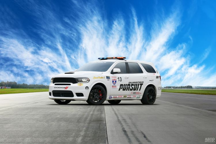 Dodge Durango может стать самым мощным вседорожником в мире