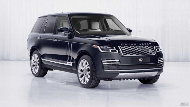 Range Rover подготовил автомобиль исключительно для астронавтов
