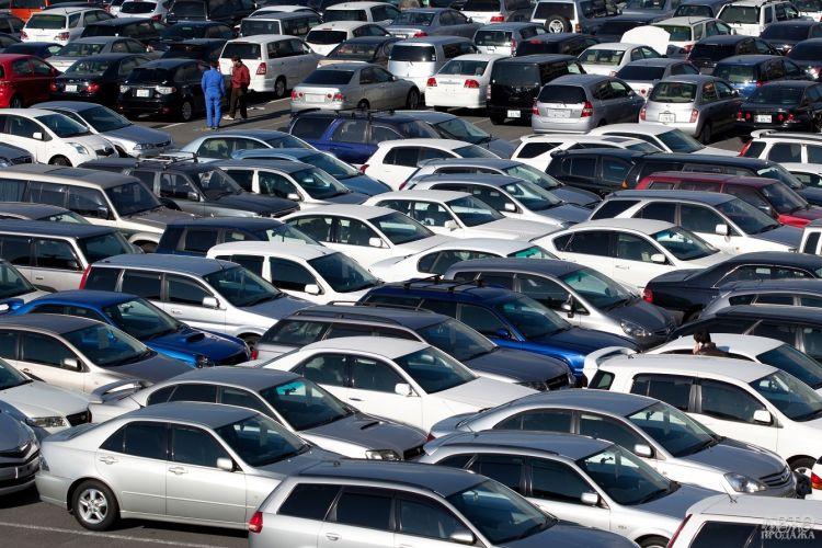 Рынок б/у авто продолжает бить рекорды
