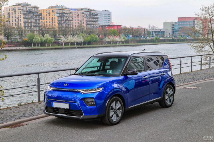 Kia e-Soul: электромобиль по разумной цене