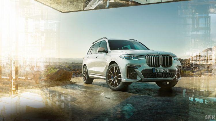 BMW X5 и X7 получили заряженные версии