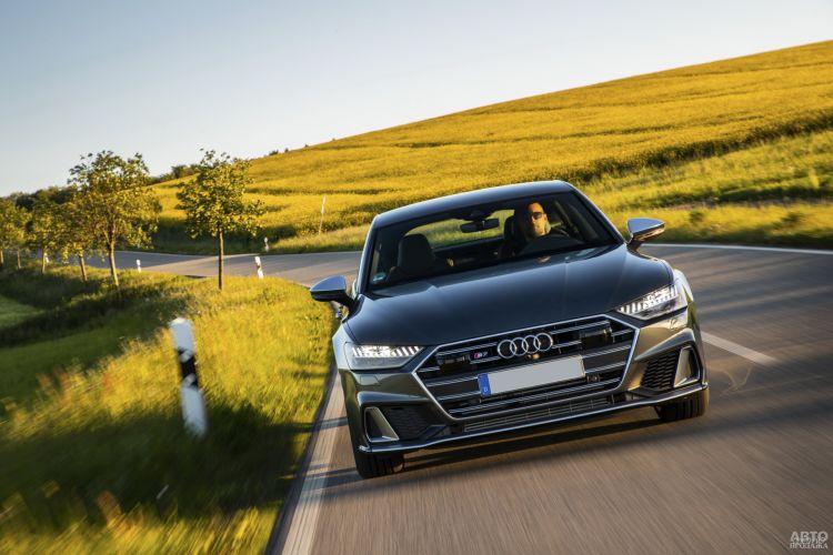 Audi S7 Sportback: ставка на дизель