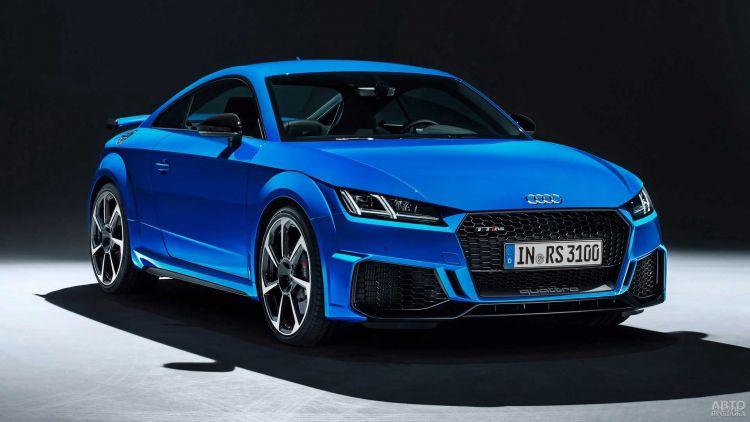 Audi TT и R8 заменят электромобилями