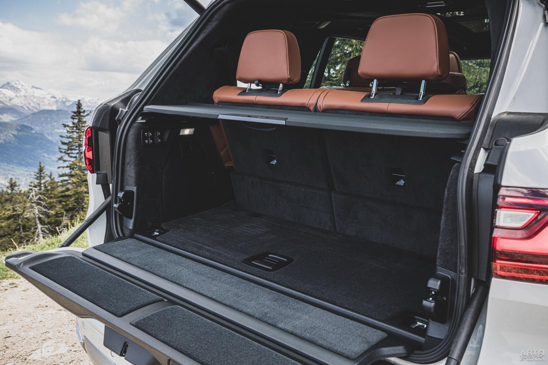 У BMW в распоряжении 326-2120 л