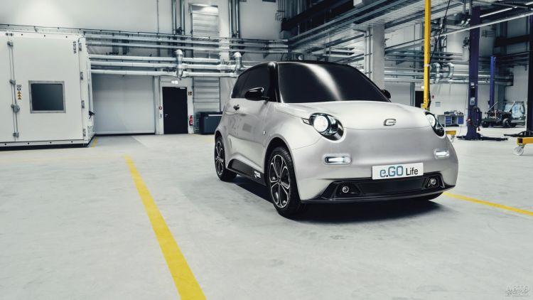 e.GO Life: электромобиль за разумные деньги