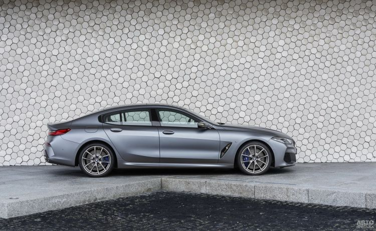 BMW 8 Series Gran Coupe: пополнение в «семействе»