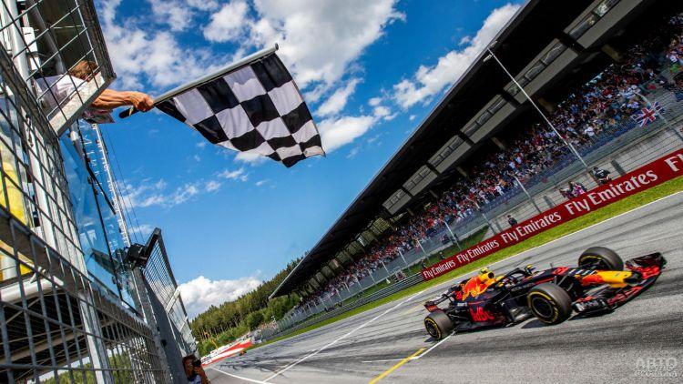 Формула-1: неожиданная победа Ферстаппена в Гран-при Австрии