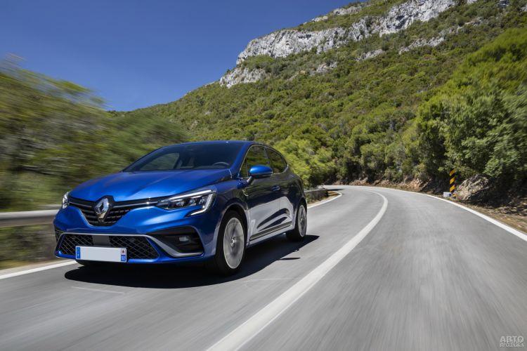Renault Clio: стильный и недорогой