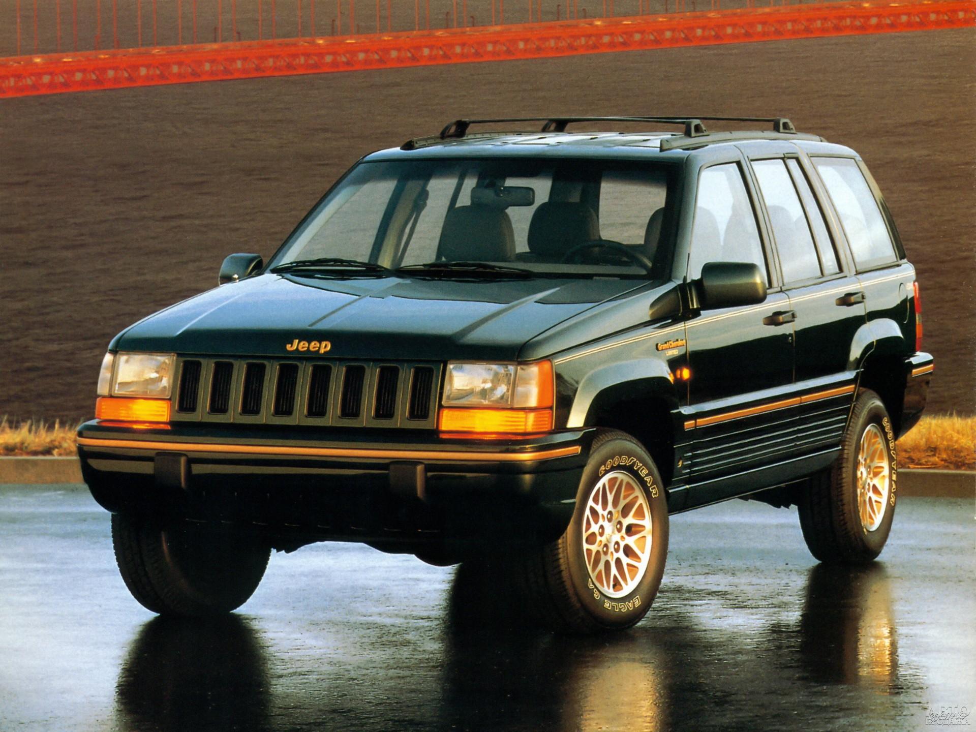 Jeep Grand Cherokee задал моду на роскошные вседорожники