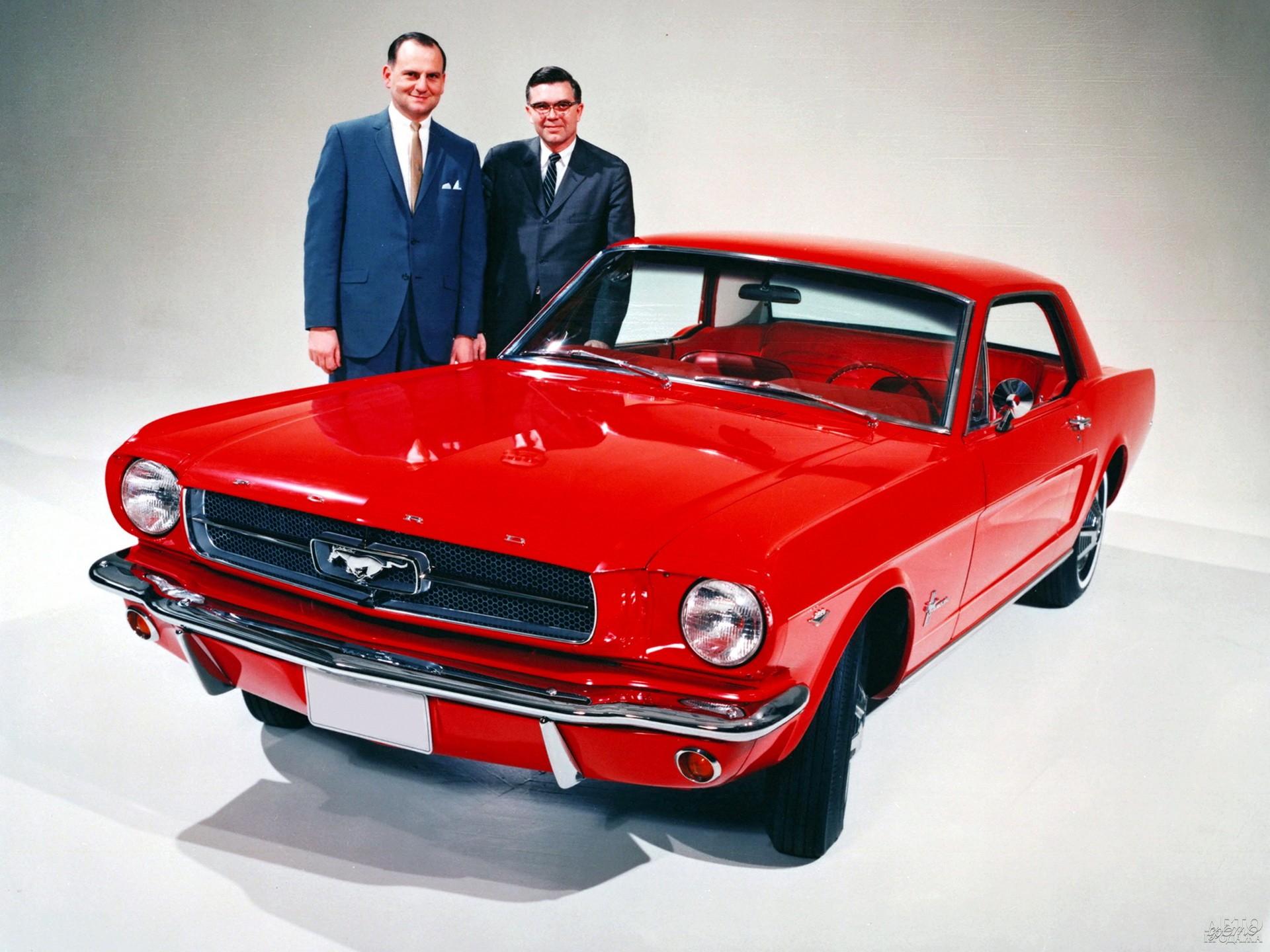 Ford Mustang стал первым успешным проектом Ли Яккоки