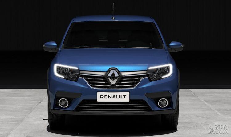 Renault Sandero обновили