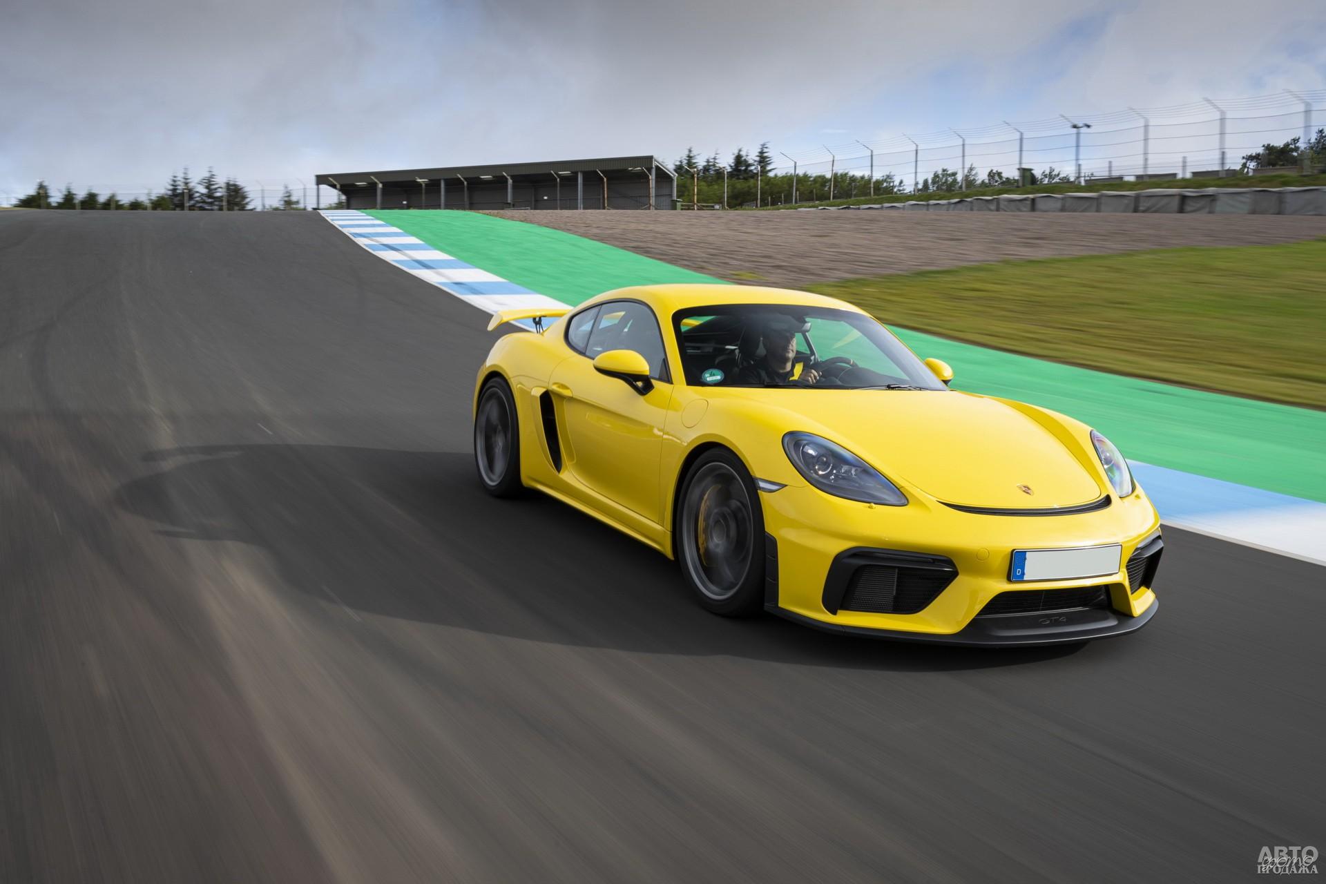 Porsche_718 Cayman GT4
