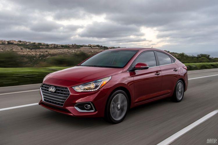 Hyundai Accent получил новый двигатель