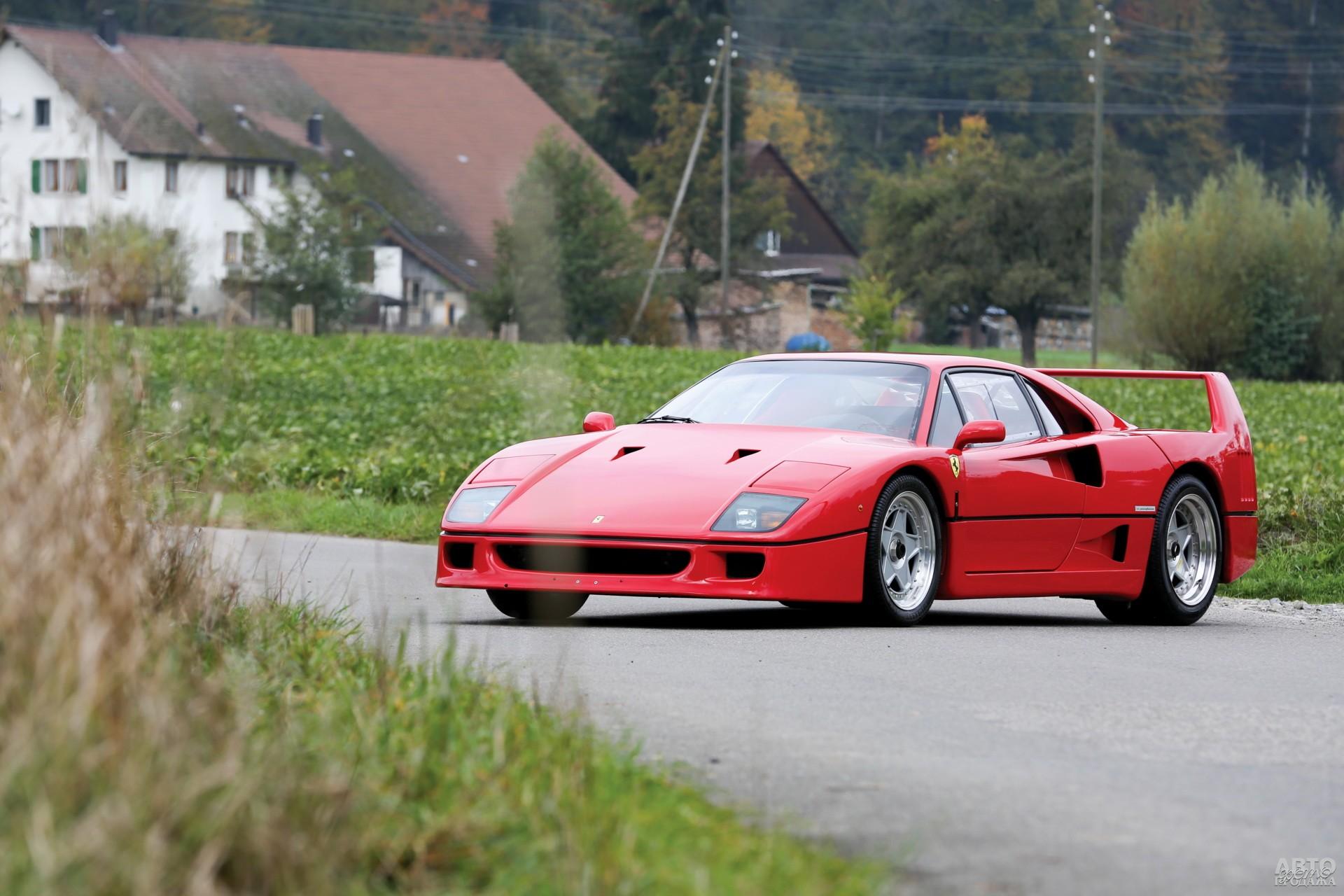 Ferrari F40 1987 года