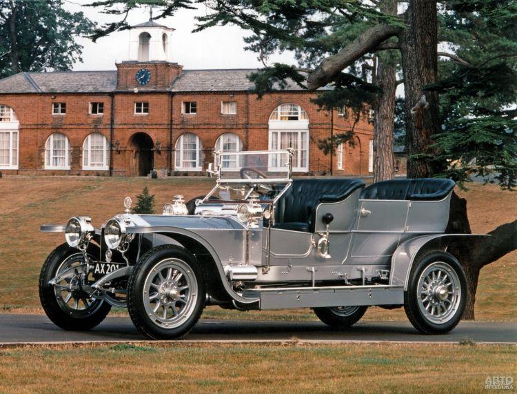 Rolls-Royce Silver Ghost стал самым дорогим авто в мире