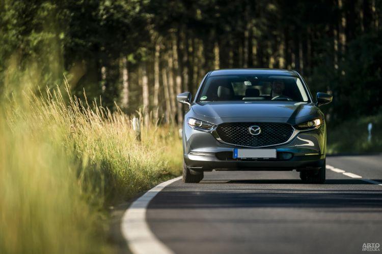 Mazda CX-30: пополнение в линейке