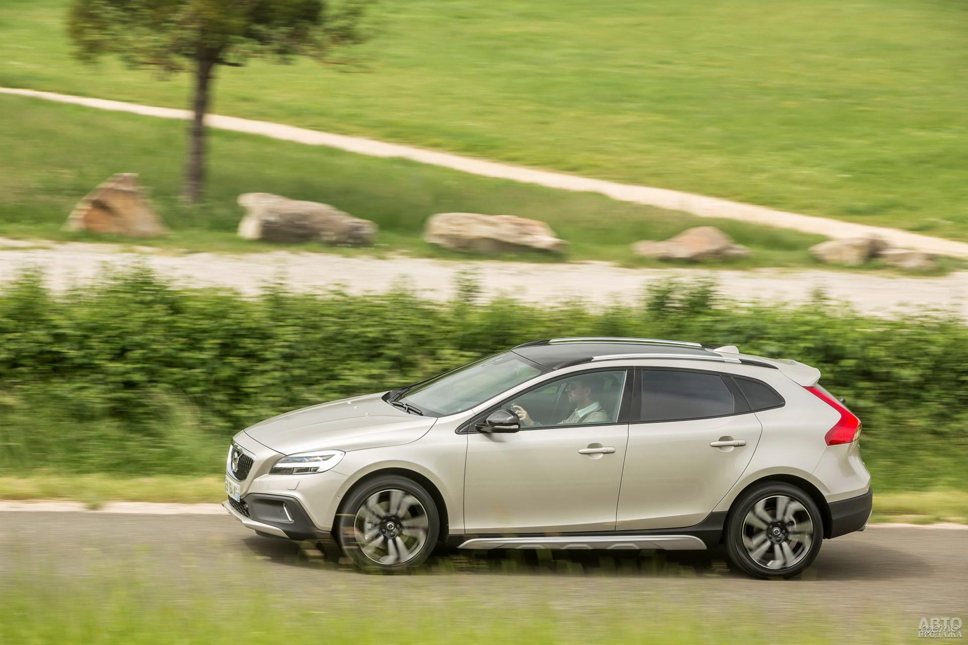 Volvo компактнее соперников – 4370 мм
