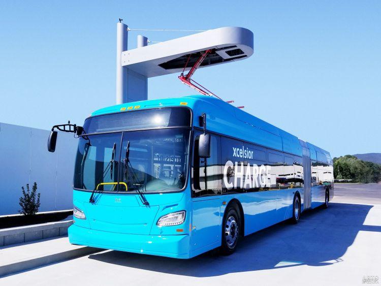 В Запорожье выпустят на маршруты электробусы
