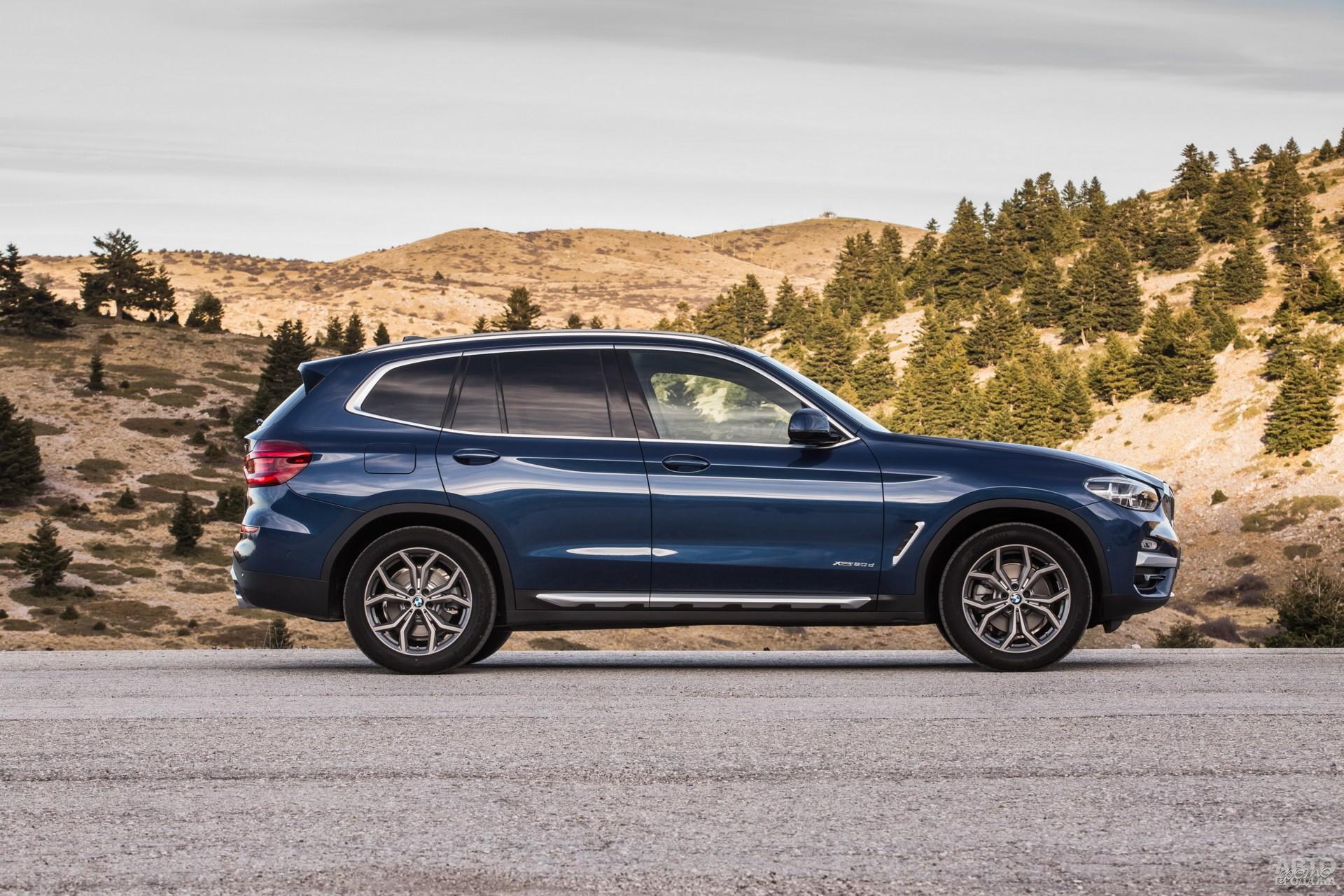 BMW крупнее соперников – 4708 мм