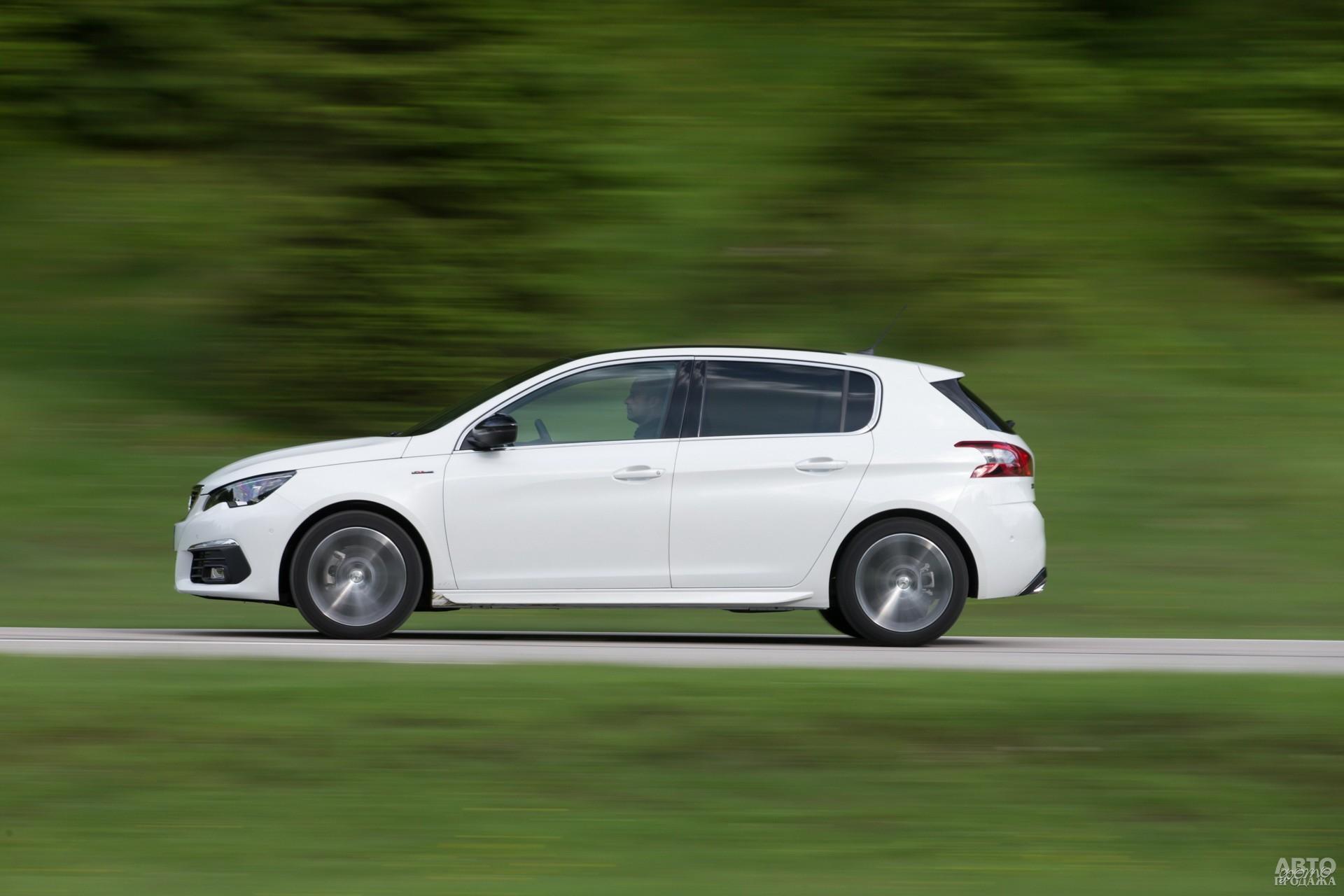 Peugeot самый компактный – 4253 мм