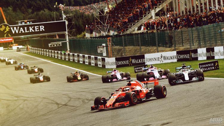 Формула-1: первая победа Ferrari в сезоне