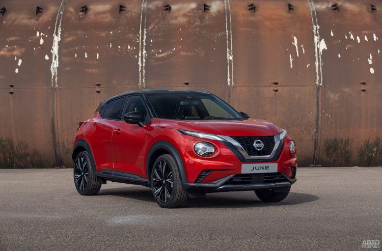 Nissan Juke: второй дубль
