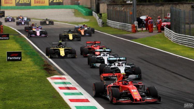 Формула-1: вторая победа Леклера подряд